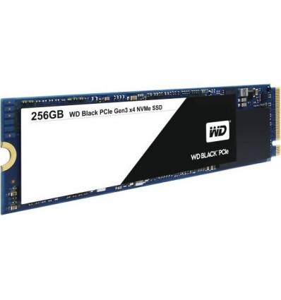 DISCO SSD WD BLACK 256GB M.2 PCIe WDS256G1X0C