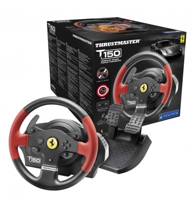 VOLANTE THRUSTMASTER T150 FERRARI WHEEL FORCE FEEK