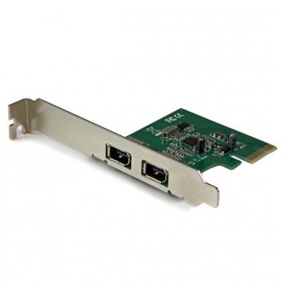 TARJETA STARTECH PCIEXPRES FIREWIRE PEX1394A2V