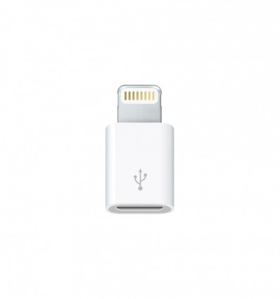 CABLE APPLE LIGHTNING A MICRO USB ADAPTER MD820ZMA