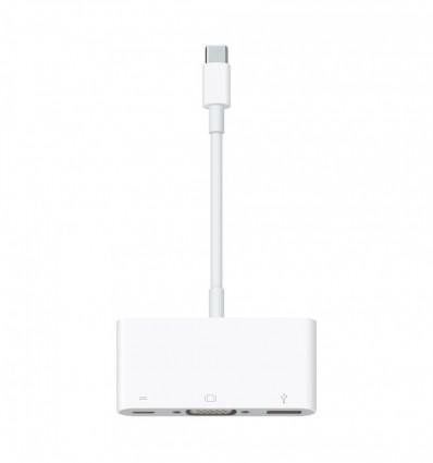 ADAPTADOR APPLE USB-C A VGA MULTIPORT MJ1L2ZM/A