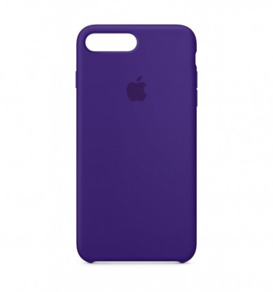FUNDA APPLE IPHONE 8 PLUS SI CASE ULTRA VIOLET-ZML