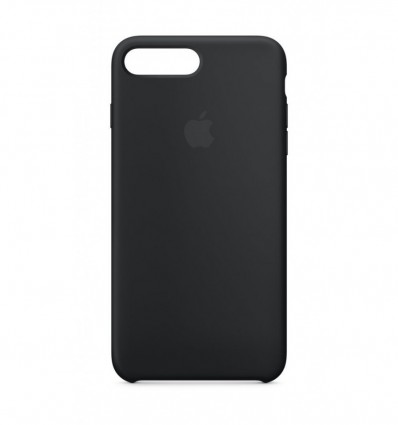FUNDA APPLE IPHONE 8 PLUS SI CASE BLACK-ZML