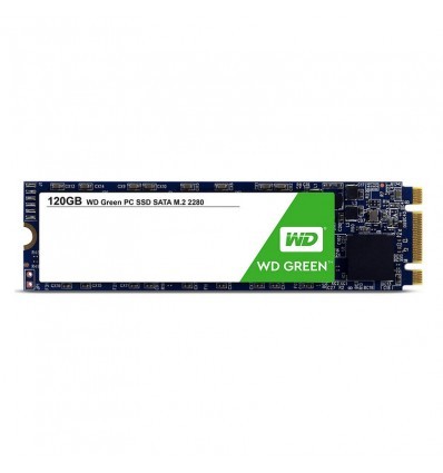 DISCO SSD WD GREEN 120GB M.2 SATA G3 WDS120G2G0B