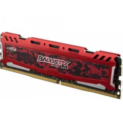 MEMORIA CRUCIAL 8GB DDR4 2666MHZ BLS8G4D26BFSEK