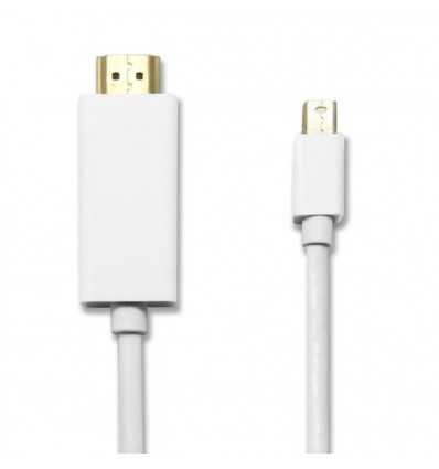 ADAPTADOR UNOTEC MINI DISPLAYPORT A HDMI