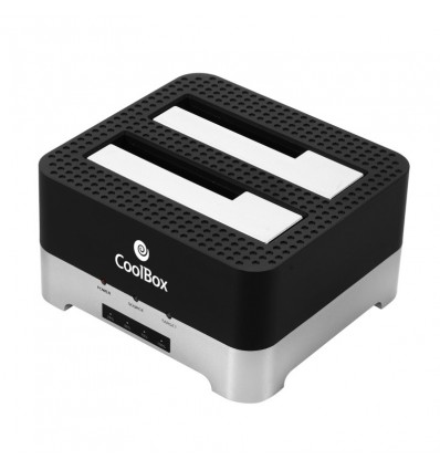 DOCKING STATION COOLBOX DUPLICATOR DOCK2 USB 3.0