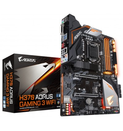 PLACA BASE GIGABYTE H370 AORUS GAMING 3 WIFI 1151C
