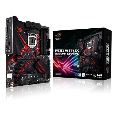 PLACA BASE ASUS ROG STRIX B360-H GAMING 1151C