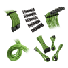 KIT CABLES BITFENIX EXTENSION ALCHEMY 2.0 NV VERDE