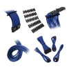 KIT CABLES BITFENIX EXTENSION ALCHEMY 2.0 AZUL