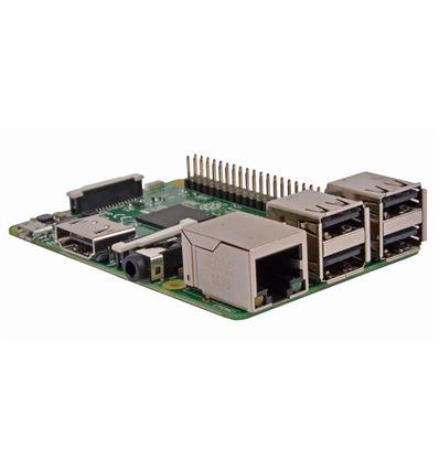 PLACA BASE RASPBERRY PI 3 TYPE B ARM 1GB 4USB HDMI - PB03RB02