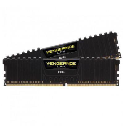 MEMORIA CORSAIR 16GB DDR4 3200 (2*8) VENGEANCE LPX