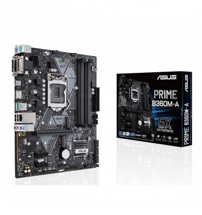PLACA BASE ASUS B360M-A SOCKET 1151C