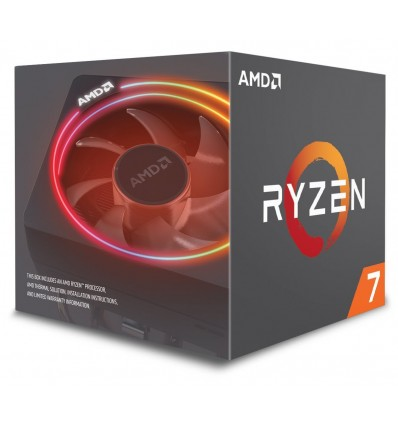 PROCESADOR AMD RYZEN 7 2700X SOCKET AM4