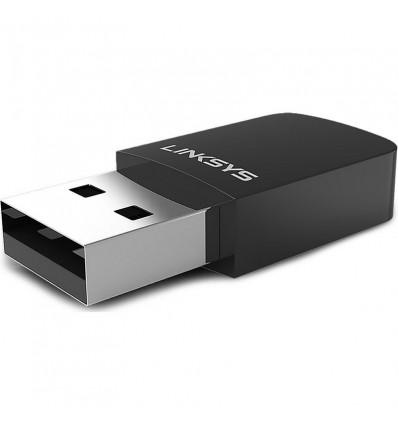 TARJETA LINKSYS USB WUSB6100M-EU AC600 MIMO