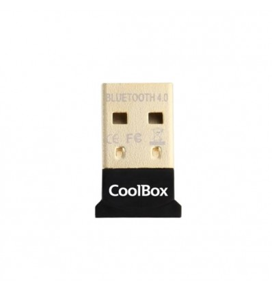 ADAPTADOR COOLBOX BLUETOOTH 4.0 USB MINI