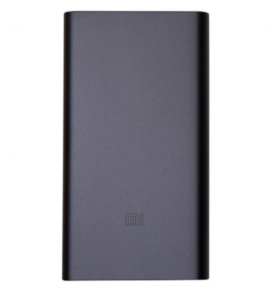 BATERIA MOVIL XIAOMI POWERBANK 2 10000 NEGRO