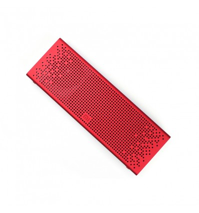 ALTAVOCES XIAOMI MI BLUETOOTH SPEAKER RED TITANIUM