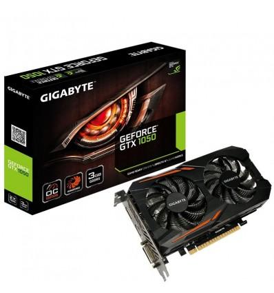 GRAFICA GIGABYTE GTX 1050 3GB OC