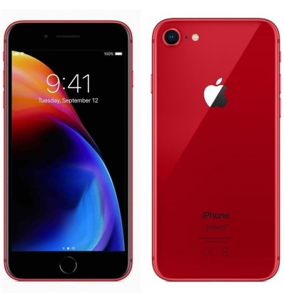 MOVIL APPLE IPHONE 8 64GB RED