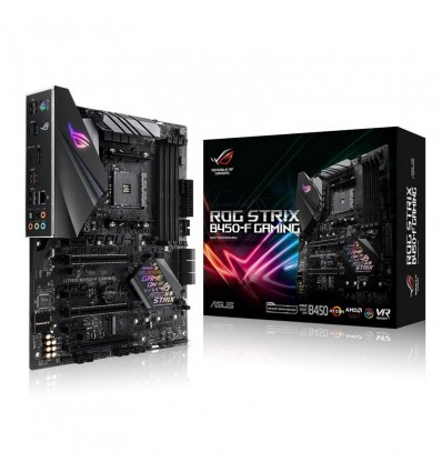 PLACA BASE ASUS ROG STRIX B450-F GAMING SOCKET AM4