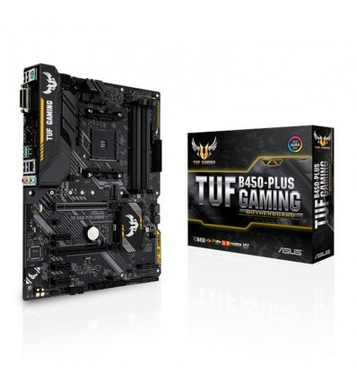 PLACA BASE ASUS TUF B450-PLUS GAMING SOCKET AM4