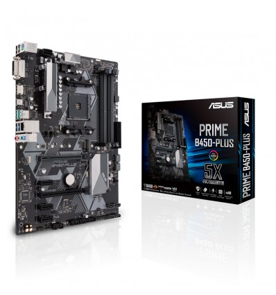 PLACA BASE ASUS PRIME B450-PLUS SOCKET AM4