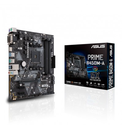 PLACA BASE ASUS PRIME B450M-A SOCKET AM4