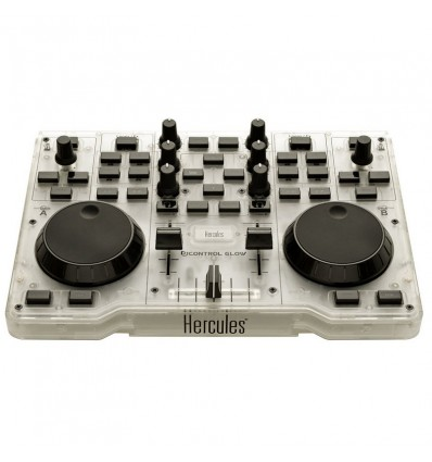 DJ CONTROL GLOW HERCULES USB