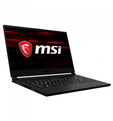 PORTATIL MSI GS65-8RE-252ES I7 8750 16GB 512SSD