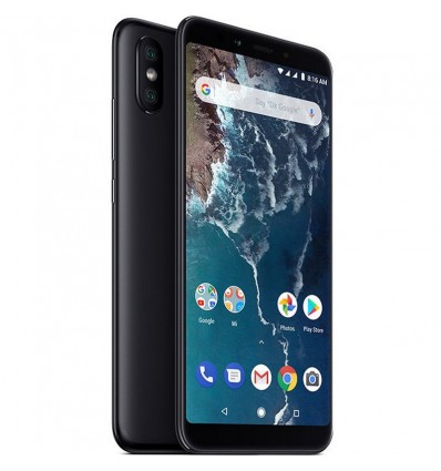 MOVIL XIAOMI MI A2 4GB 64GB NEGRO