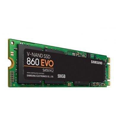 DISCO SSD SAMSUNG 500GB 860 EVO M.2 MZ-N6E500BW