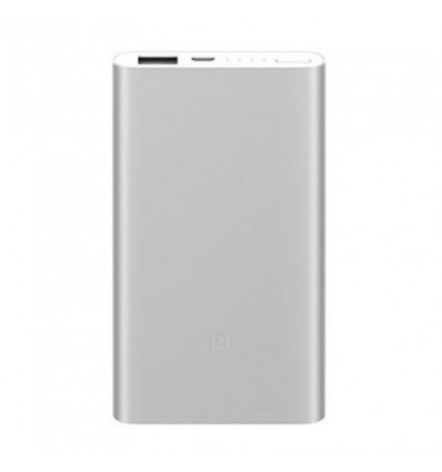 BATERIA MOVIL XIAOMI POWERBANK 2 5000 SILVER