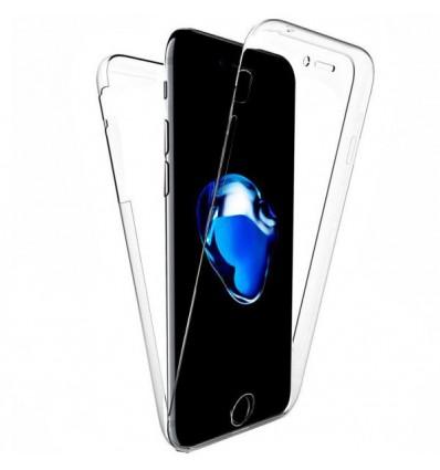 FUNDA X-ONE CARCASA 360 IPHONE 7 TRANSPARENTE