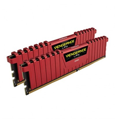 MEMORIA CORSAIR 16GB DDR4 3200 (2*8)VENGEANCE LPXR