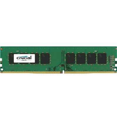 MEMORIA CRUCIAL 8GB DDR4 2400 - ME05CR07