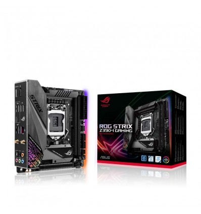 PLACA BASE ASUS Z390-I GAMING