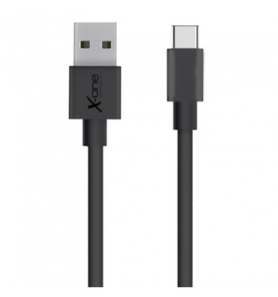 CABLE X-ONE USB-C CPC1000B NEGRO