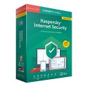 Kaspersky 2019 Internet Security 1 Licencia - Antivirus