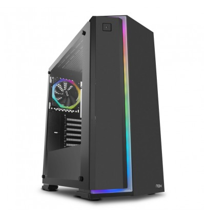 CAJA NOX INFINITY NEON RGB ATX