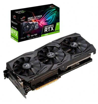 GRAFICA ASUS ROG STRIX RTX2060 A6GB GAMING