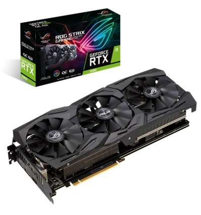 GRAFICA ASUS ROG STRIX RTX2060 O6GB GAMING