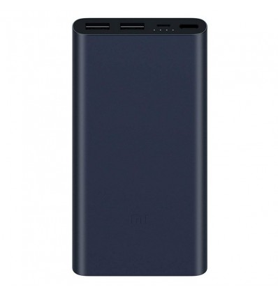 BATERIA MOVIL XIAOMI POWERBANK 2S 10000 NEGRA