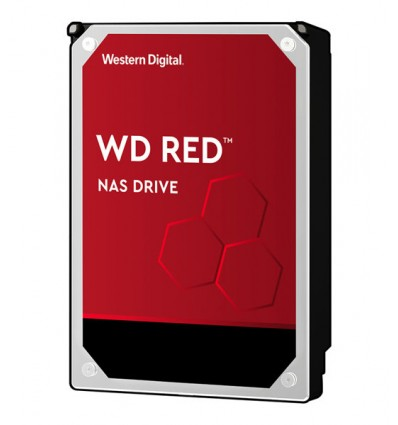 Western Digital Red 4TB - Disco duro NAS