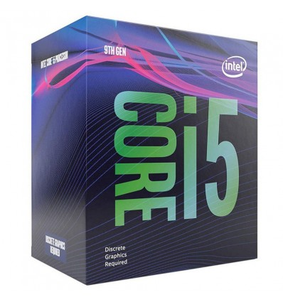 PROCESADOR INTEL I5 9400F 2.9GHZ SOCKET 1151C