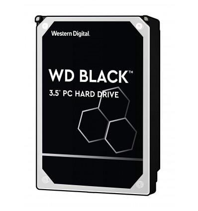 DISCO DURO WESTERN DIGITAL BLACK 4TB WD4005FZBX