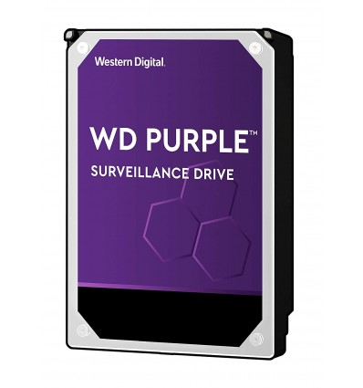 DISCO DURO WESTERN DIGITAL PURPLE 1TB 3.5 WD10PURX - HD01WD15