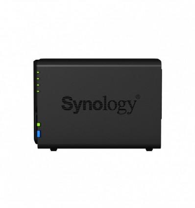 Synology DS218+ - Servidor NAS + Discos