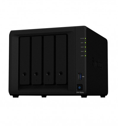 Synology DS418play - Servidor NAS + Discos